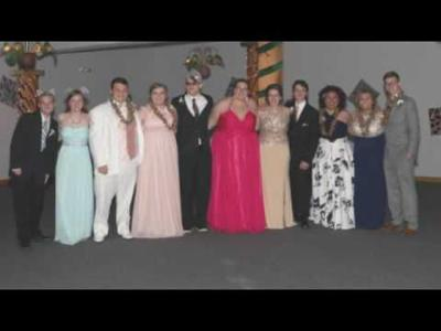 Video: Clear Fork Prom 2017