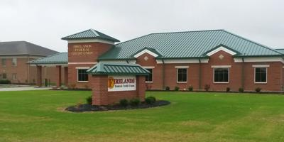 The New Location For Firelands Federal Credit Union Of Galion Stands At 1222 State Route 598 Portland Way Crestline Area Chamber Commerce