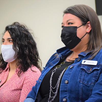 Mansfield Area Y employees honored for life-saving action