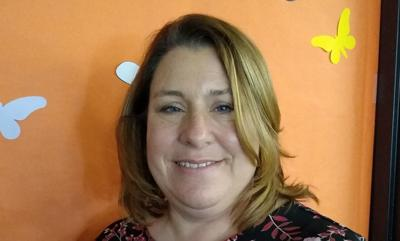 Lucas Schools Treasurer Lesa Deter brings enthusiasm, familiarity to the position