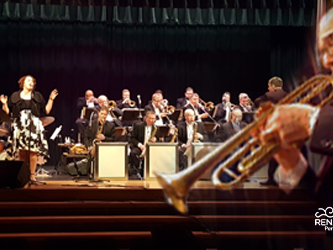 All That Jazz: Mansfield's premiere jazz group brings big band jazz to Renaissance backlot