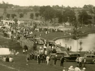 Then & Now: Here's how Liberty Park was created in 1937