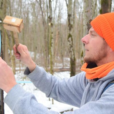 It's maple syrup time at The Ohio State University-Mansfield campus