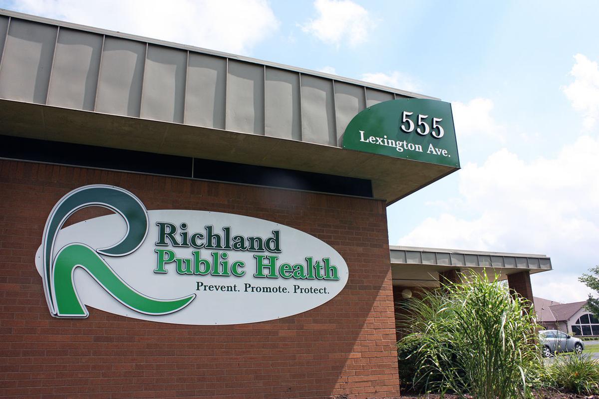 Richland Public Health building