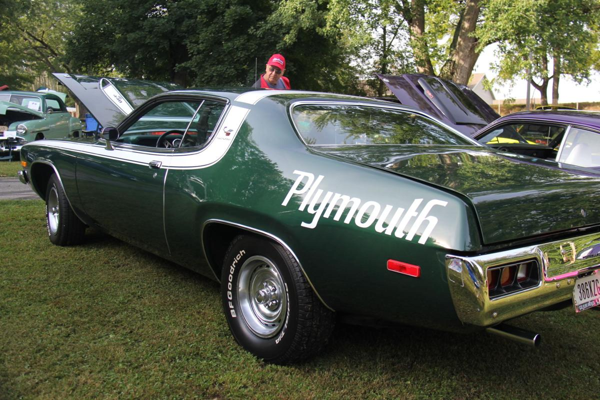 Plymouth Car Show embraces village history, draws crowd | Life ...