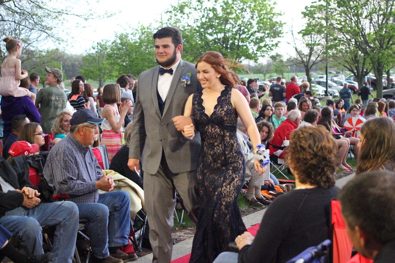 Shelby High School Prom 2016