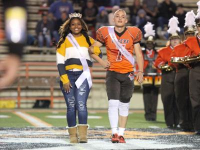 GALLERY: Mansfield Senior 2019 Homecoming Court