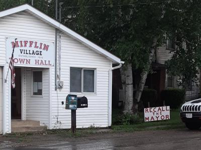 Petition filed to remove Mifflin's mayor, Vickie Shultz