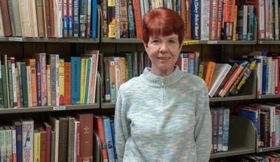 Volunteerism fuels monthly book sale