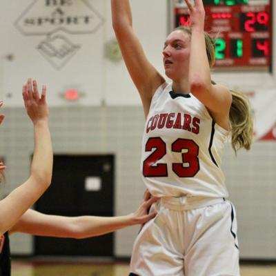 GALLERY: Crestview vs. Ashland Girls Basketball