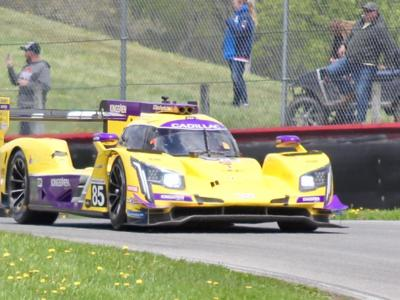 IMSA brings 4 racing series to Mid-Ohio from May 14 to 16