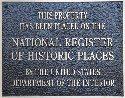 National Register of Historic Places logo