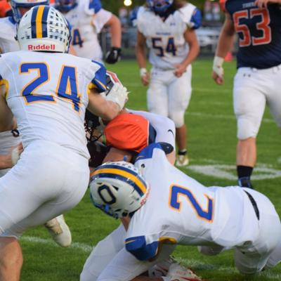 Ontario gets defensive in 28-0 win at Galion