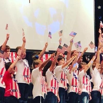 Mifflin Elementary, Shelby Middle School, Ashland High School earn Purple Star Awards