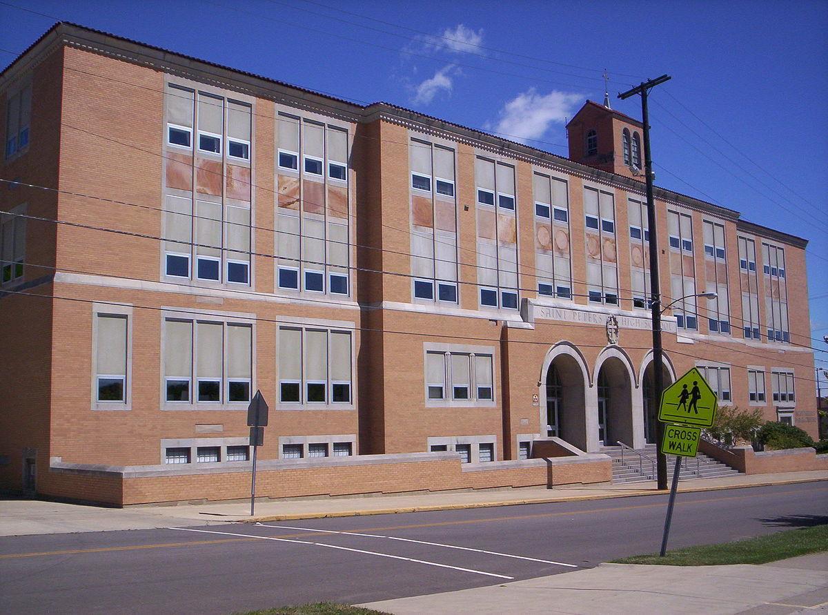 St. Peter's School building