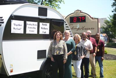 Healing Hearts takes mobile care unit to underserved community in Mansfield