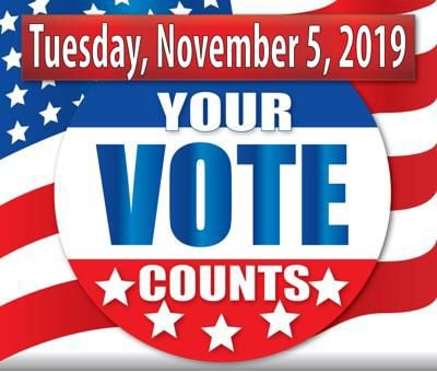 Your vote counts logo