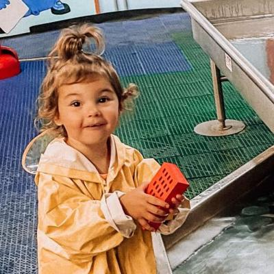 Children re-enter playful world after Little Buckeye Museum's strong reopening