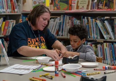 Mansfield Richland Public Library program