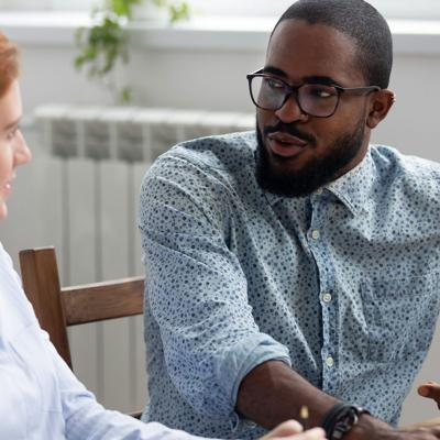 Moving beyond small talk to meaningful conversation