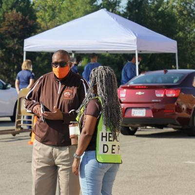 North central Ohio residents take advantage of COVID-19 pop-up testing