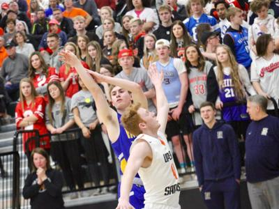 Shots won't fall for Ontario in loss to Upper Sandusky