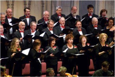 The Mansfield Symphony Chorus