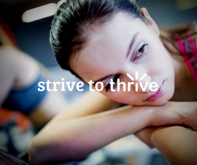Strive to Thrive week 8: How to avoid a plateau