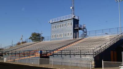 Unkrich Stadium press box