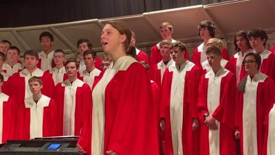 Choral Countdown to Christmas 2019: Crestview High School