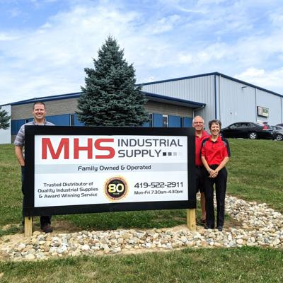 MHS Industrial Supply celebrates 80 years in business