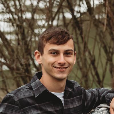 Ashland University 2021 Graduate: Gregory J. Spoerr