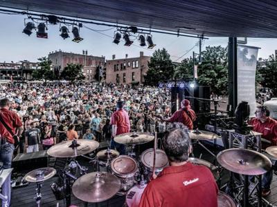 Redball Jets highlight July 30 Final Friday concert in Mansfield