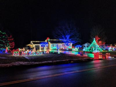 Johnson family lights up Ashland | News and Events in