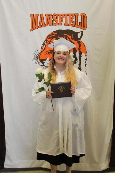 Mansfield Senior High School 2020 Graduate: Alexis Miquel Bell