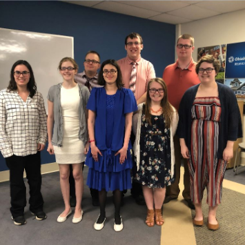 Project SEARCH honors 8 graduates