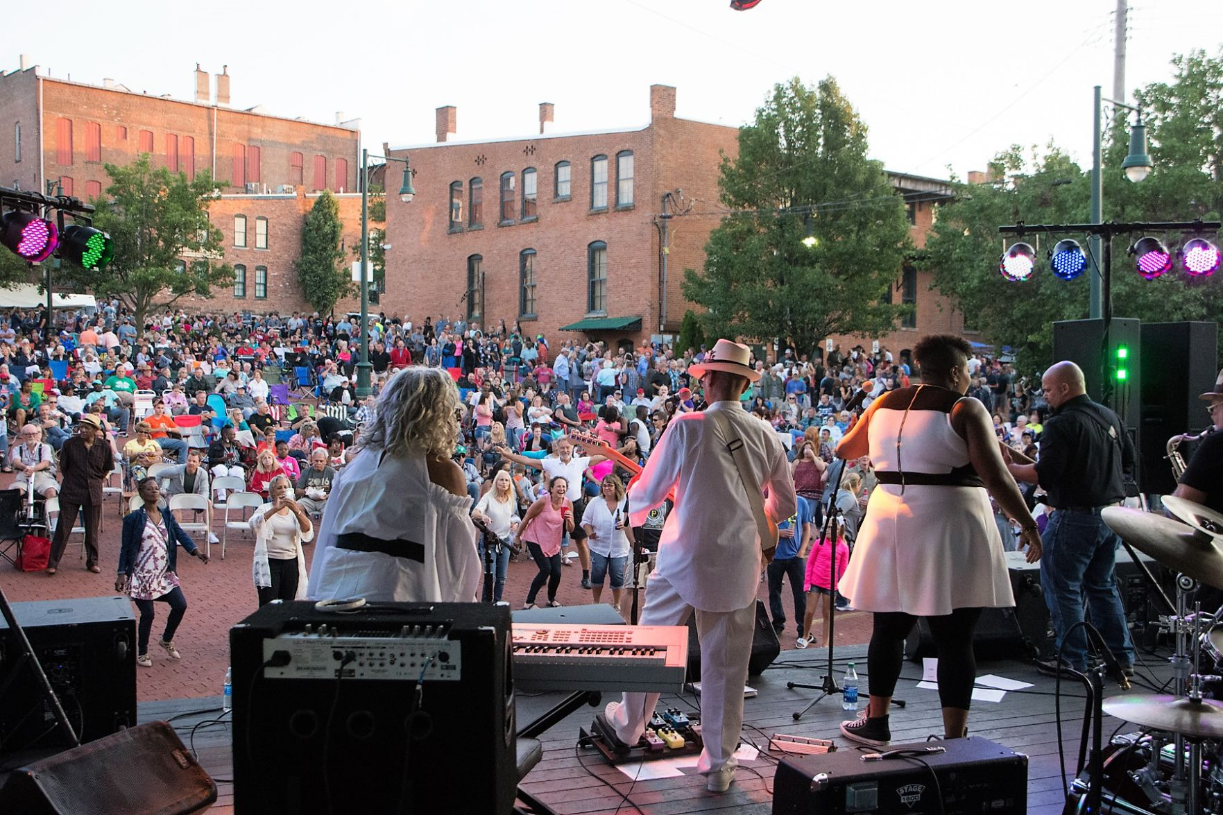 Final Friday concerts kick off May 31 with County Line