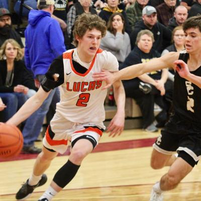 Lucas stops South Central in overtime, wins district title