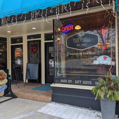 Get your ice cream now: The Chill ice cream parlor will close this month