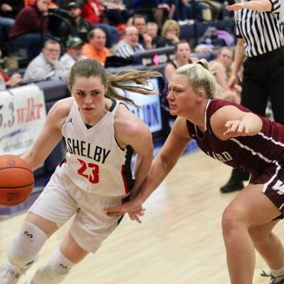 Shelby falls to Willard in district semifinals