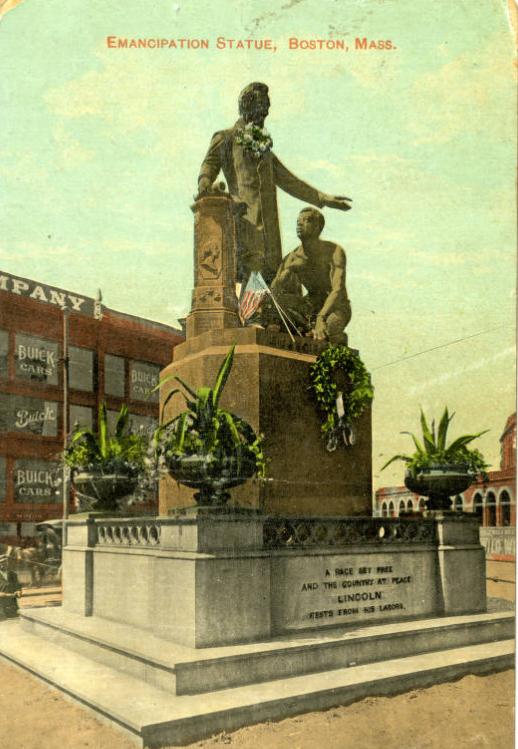 Emancipation Statue