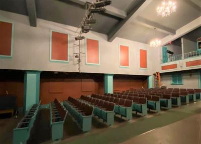 Playhouse seats lights