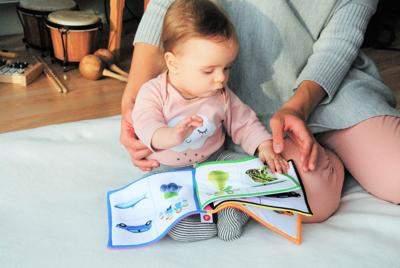 Child development: The benefits of reading to your baby