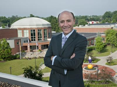 """AU president Campo: """"... our intent is to return to 2019 practices as much as possible"""""""