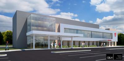 Samaritan Richland Health Center rendering