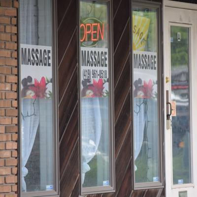 Mansfield massage parlor raided after 7-county prostitution probe