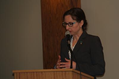 Economic Club speaker addresses revitalization in cities like Mansfield