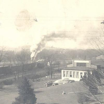 Loudonville neighborhood's nickname derived from train soot