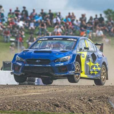 Americas Rallycross champions will be crowned Oct. 5 & 6 at Mid-Ohio