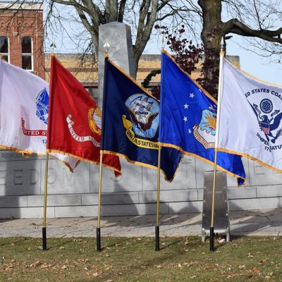 Mansfield Veterans Day celebration to again include parade on Monday